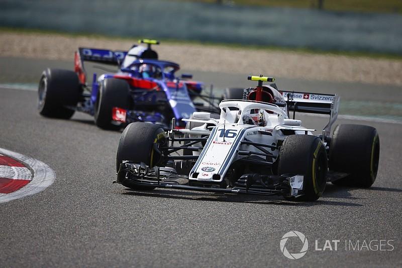 Sauber pilotları: Puan için yeterince hızlı değildik