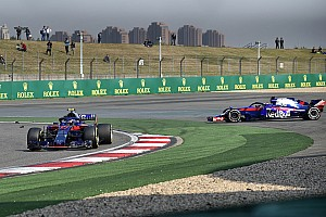 Formule 1 Réactions L'accrochage Gasly/Hartley: