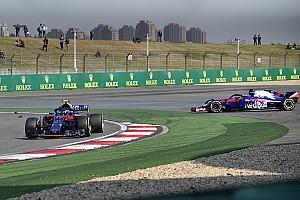 Fórmula 1 Noticias La falta de comunicación, clave en el absurdo choque de los Toro Rosso