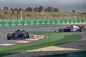 "Toro Rosso duo say ""miscommunication"" led to crash"