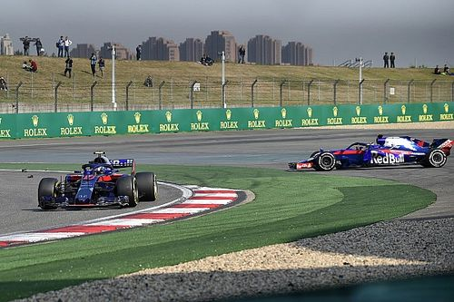 """Toro Rosso duo say """"miscommunication"""" led to crash"""