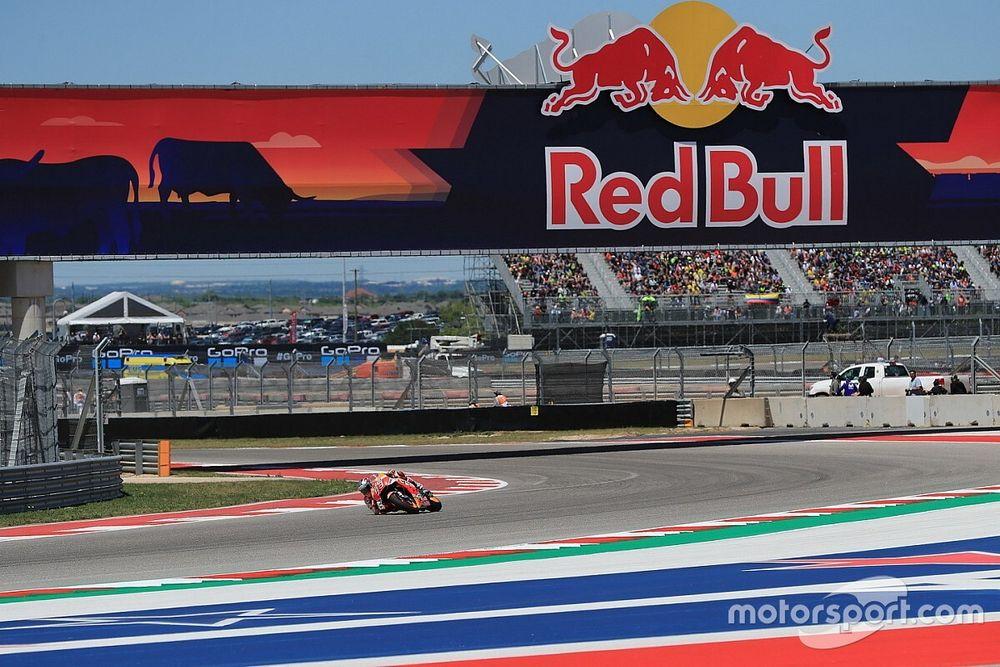 Austin vende boletos para nueva fecha de MotoGP en noviembre
