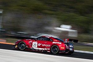 Ordóñez estrena el Nissan GT-R NISMO GT3 en Monza