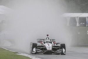 Chuva não para e Indy adia restante da prova de Barber