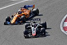 F1 ハース好調も結果に繋がらず「ルノーやマクラーレンはラッキーだった」