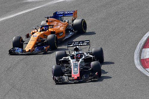 """Haas: """"A McLarennek és a Renault-nak csak szerencséje volt"""""""