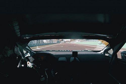 Video: Spinelli a Monza, onboard con il Campione Europeo Lamborghini