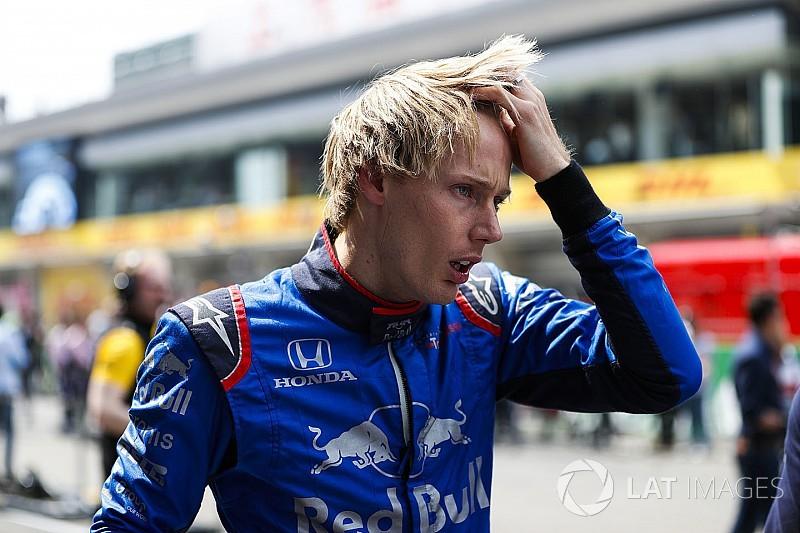 Реакция: Хартли могут выгнать из Toro Rosso, но кем его заменить?