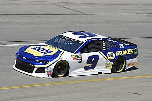 NASCAR Sprint Cup Crónica de entrenamientos Chase Elliott lidera la primera en Richmond y Suárez en 26°