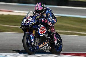 Superpole - Un pilote Yamaha en tête, mais c'est Alex Lowes!