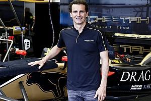 Формула E Новость Де ла Роса стал консультантом команды Формулы E