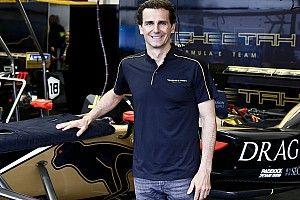 Де ла Роса стал консультантом команды Формулы E