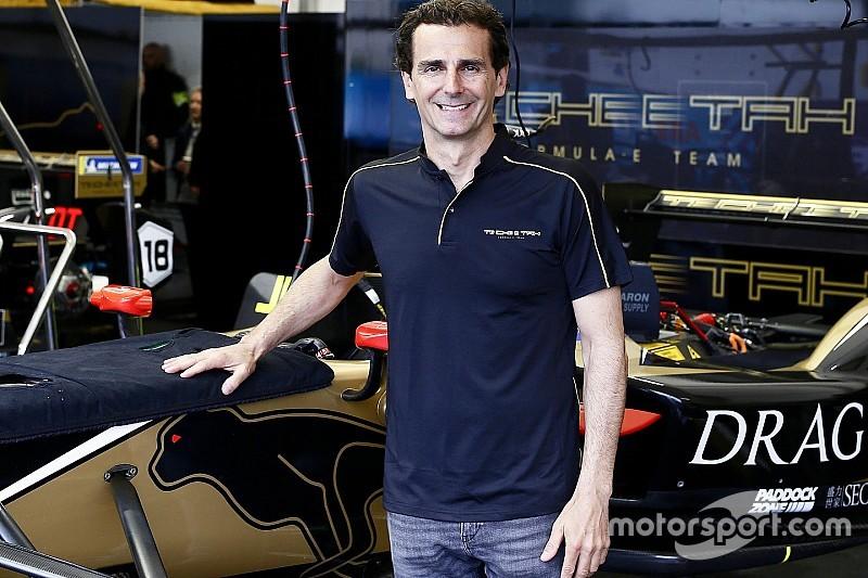 De la Rosa joins Techeetah in sporting and tech role