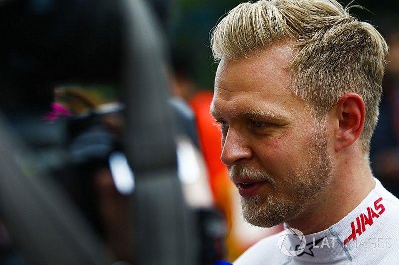 Haas considera que la confianza de Magnussen ayuda al equipo