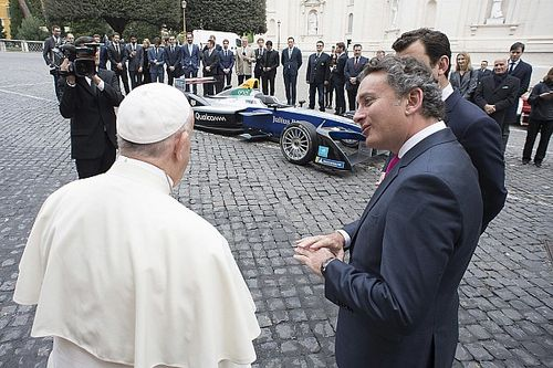 "Agag: FE reunited with ""first love"" Rome ePrix"