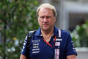 Стролл уволил Фернли из Force India
