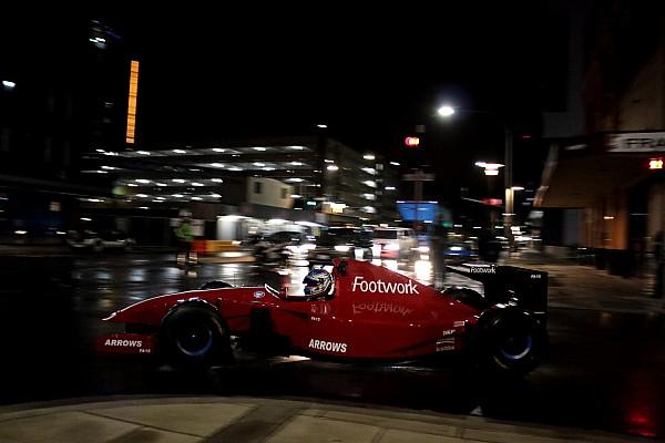 Formula 1 Secret Adelaide F1 demo video released