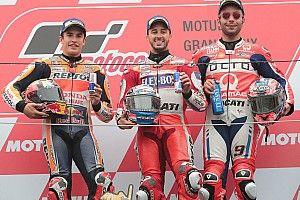 Los horarios, de madrugada, del GP de Japón de MotoGP