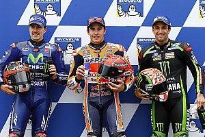 Starting grid MotoGP Australia 2017