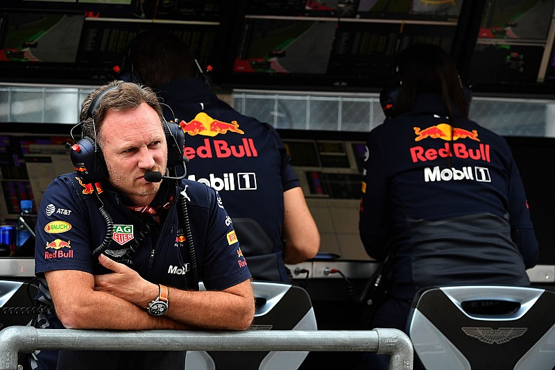 """Horner snapt klagende Ricciardo niet: """"Regels zijn duidelijk voor coureurs"""""""