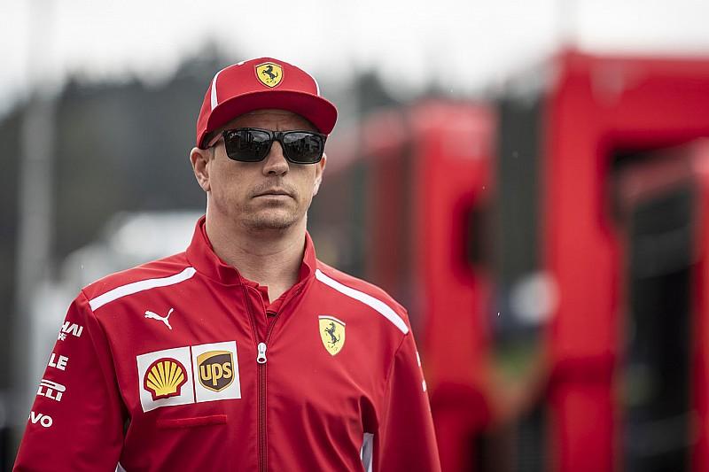 """Raikkonen: """"Oggi non è stata una giornata perfetta, ma nemmeno disastrosa. Ho lavorato per domani"""""""