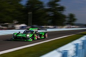 ESM Nissan down to one car for next IMSA round