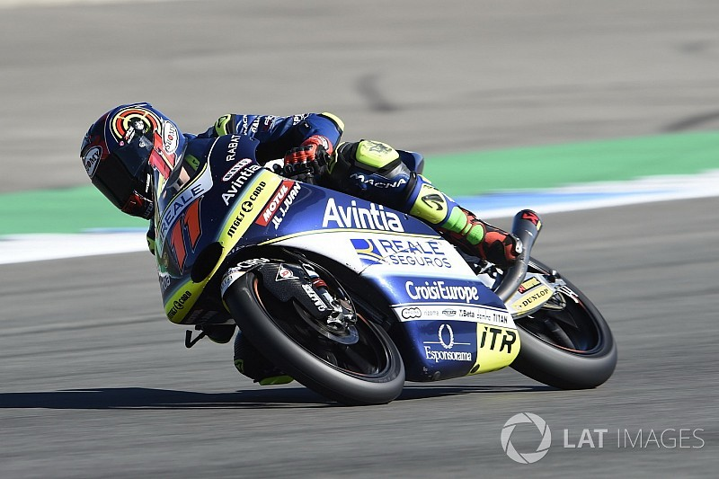 Loi parts ways with Avintia Moto3 squad
