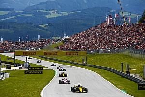На гонку Формулы 1 в Австрии пустят зрителей