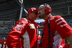 A Ferrari úgy döntött, hagyja Räikkönent és Vettelt versenyezni