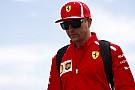 Formula 1 Magnussen slams