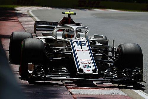 Leclerc, sorprendido por salir delante de los McLaren