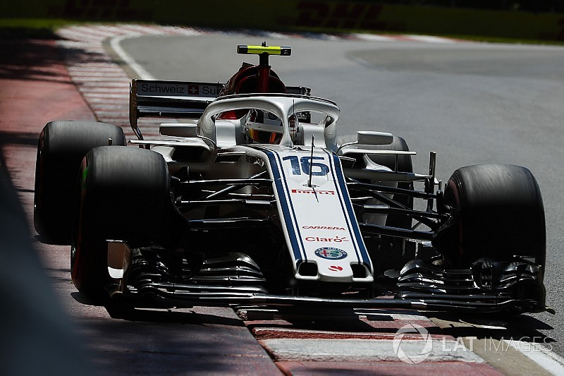 """Leclerc verrast over eigen snelheid: """"Had een zwaarder weekend verwacht"""""""