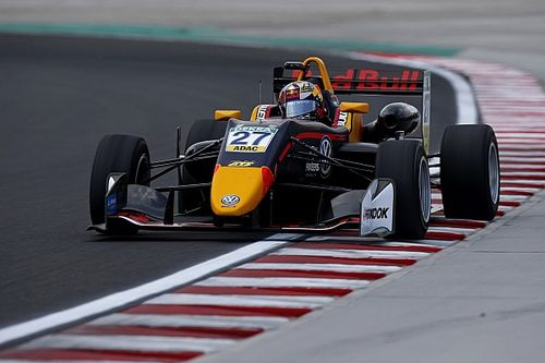 Avrupa F3 Hungaroring: İlk yarışı Ticktum kazandı