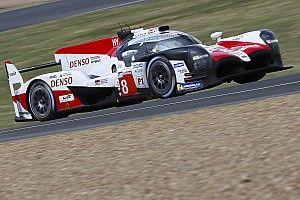 Alonso y Toyota terminan la jornada en lo más alto