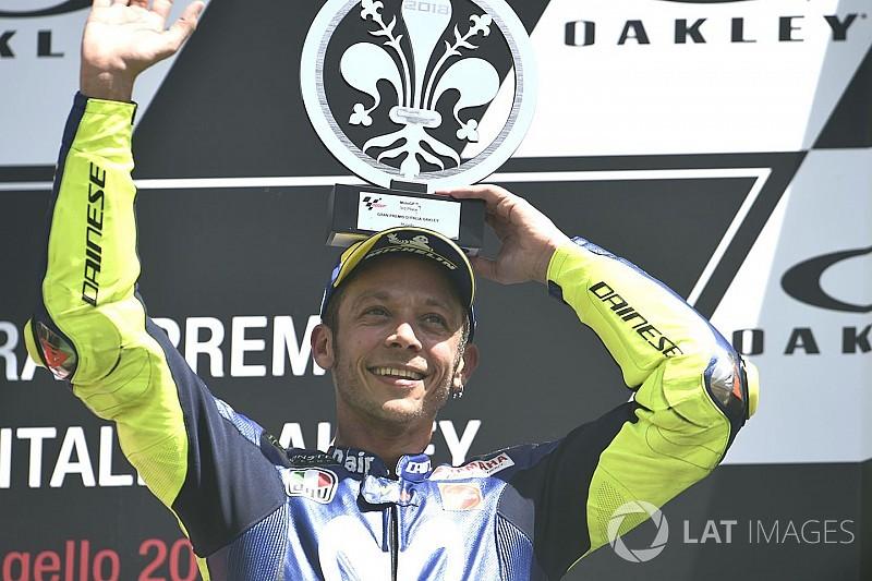 """Rossi ziet kansen in Barcelona: """"Hebben hier meer potentie dan in Mugello"""""""