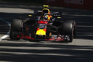 Verstappen confirma domínio e lidera TL3 do GP do Canadá