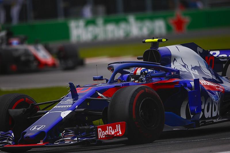 """Gasly: """"Az új Honda motor három helyet ért a Kanadai GP-n"""""""