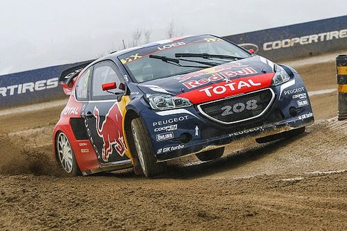 "Loeb: ""More to come"" from Peugeot in Portugal"