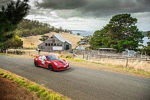 Targa Tasmania: Matt Close secures first win