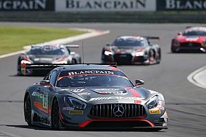 Blancpain Sprint Важливі новини Максіміліан Бук наступний сезон проведе з AMG та HTP Motorsport