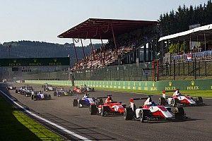 Daftar tim dan pembalap GP3 Series 2017