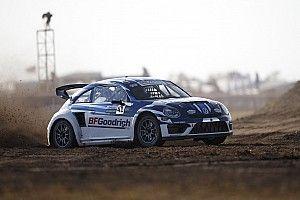 Scott Speed takes third straight Red Bull Global Rallycross win in inaugural Atlantic City showdown