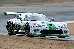 No. 33 Dodge Viper GT3-R back home to Detroit this weekend