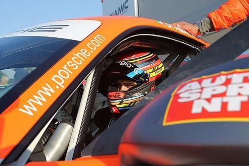 Di Amato vuole il podio a tutti i costi nella terza gara di Imola della Carrera Cup Italia