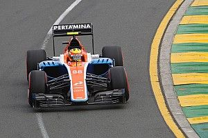 Retro: Rio Haryanto ungguli rekan setim di debut kualifikasi F1