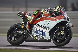 Qatar MotoGP: Iannone edges Marquez in second practice