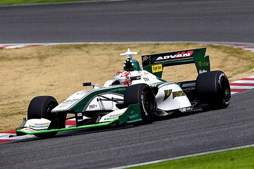 Yamamoto, Nakajima fastest in final Super Formula test