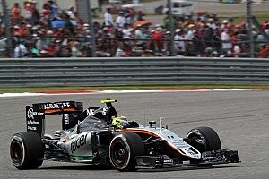 """Force India """"played get out of jail card"""" in Austin, says Fernley"""