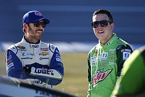 In Earnhardt's absence, Bowman has stepped up