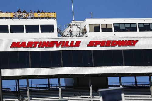 NASCAR officially postpones Martinsville race